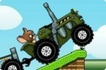 Tom en Jerry Tractor