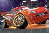 Disney Cars Puzzel