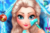 Elsa IJsprinses Make-Over